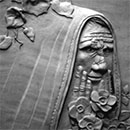 Mother Theresa Relief Sculpt
